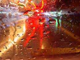 rainy windshield 1