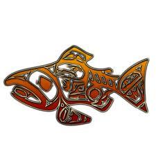 fish symbol - draggl
