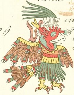 Chalchiuhtotolin, Aztec turkey god